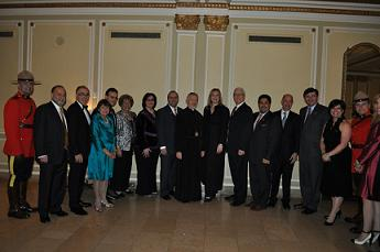 Message by the Ambassador of Greece to Canada on the Occasion of the 2013 Parliamentary Banquet of AHEPA (Ottawa, April 26 2013)