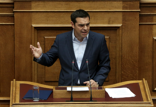 Prime Minister Alexis Tsipras opening remarks in the Parliamentary debate on the developments in the Cyprus issue