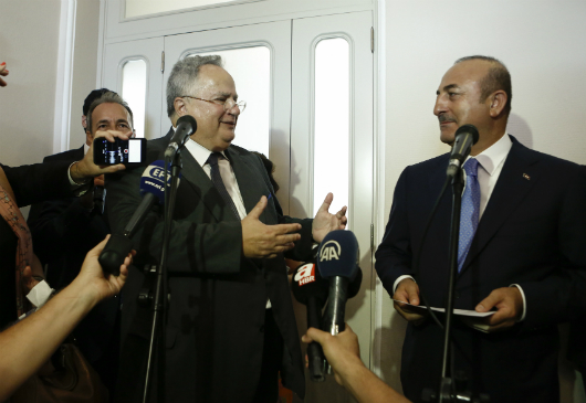 Address of the Minister of Foreign Affairs, Nikos Kotzias, at the inauguration of the renovated historic building of the Greek Consulate General in Izmir (4 September 2018)