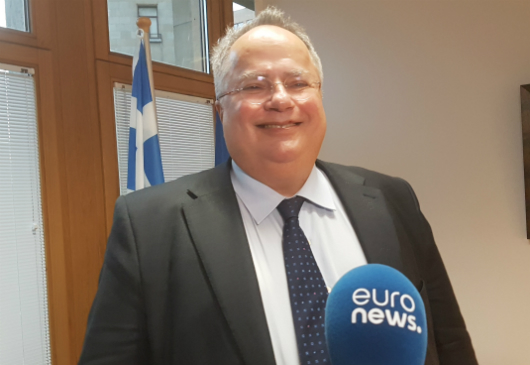 Foreign Minister N. Kotzias interview with Euronews TV (16 January 2017)