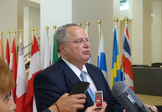 Statement from Foreign Minister Kotzias (EU Foreign Affair Council, Luxembourg, 20 June 2016)