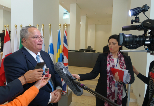 Foreign Minister Kotzias' statements to journalists within the framework of the EU Foreign Affairs Council proceedings (Luxembourg, 20 June 2016)
