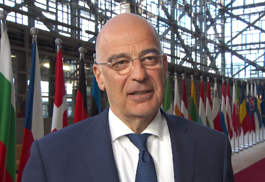Statement of the Minister of Foreign Affairs, Nikos Dendias, following today's meeting of the EU Foreign Affairs Council (Brussels, 13 July 2020)