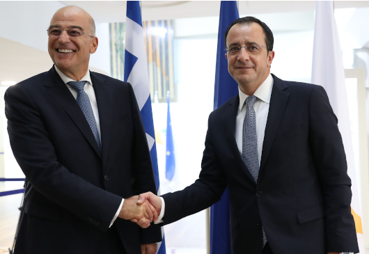 Statement of the Minister of Foreign Affairs, Nikos Dendias, following his meeting with the Cypriot Minister of Foreign Affairs, Nikos Christodoulides (Nicosia, 7 October 2019)