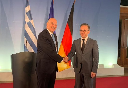 Statements of the Minister of Foreign Affairs, Nikos Dendias, following his meeting with the Minister of Foreign Affairs of Germany, Heiko Maas (Berlin, 16 September 2019)