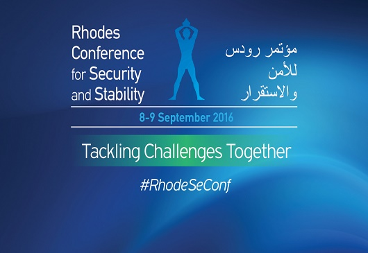 Rhodes Conference: A Greek initiative to bring Europe closer to the Arab world