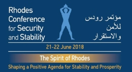 Rhodes Conference for Security and Stability (21-22.06.2018)