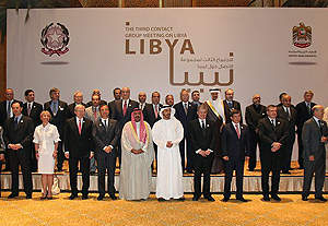 Foreign Minister Droutsas to participate in the Abu Dhabi meeting of the Libya Contact Group