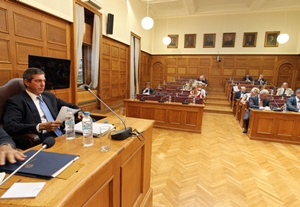 Highlights of Foreign Minister Lambrinidis's briefing of the Parliamentary Standing Committee on Defence and Foreign Affairs