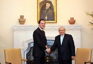 Foreign Minister Droutsas' statement following his meeting with the President of the Republic of Cyprus, Mr. Christofias (Nicosia, 29 April, 2011)