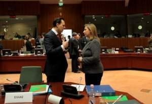 FM Droutsas and Alternate FM Xenogiannakopoulou to participate in the EU General Affairs and Foreign Affairs Councils (Brussels, 21 February 2011)