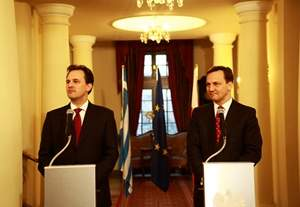 Statements of Foreign Minister Droutsas and his Polish counterpart, Mr. Sikorski