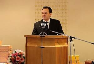 Foreign Minister Droutsas' speech at the New Year's cake cutting of the Association of Imvriots