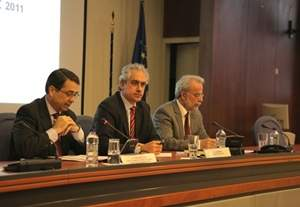 Deputy FM Kouvelis Presents Economic Diplomacy results for 2010 and programming for 2011
