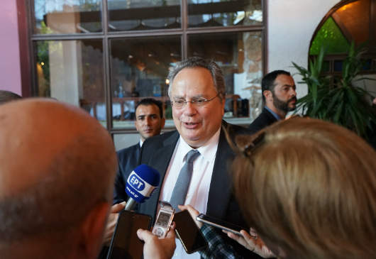 Foreign Minister N. Kotzias' statements to journalists following his talks in Libya (Tripoli, 28 November 2016)