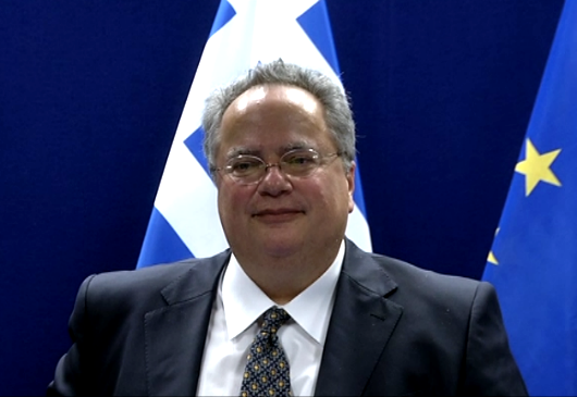 Foreign Minister Kotzias' statement following the informal 'Gymnich' meeting of EU Foreign Ministers 
