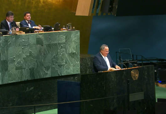 Address by Minister of Foreign Affairs, Nikos Kotzias, at the 72nd UNGA (New York, 22.09.2017)
