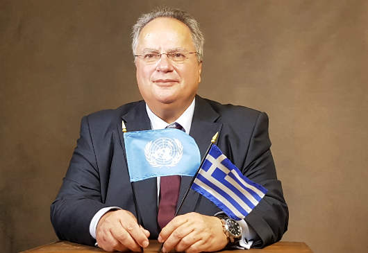 Foreign Minister Nikos Kotzias intervention at the opening of the Conference on the Cyprus problem (Geneva, 12 January 2017)