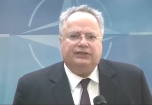 Foreign Minister N. Kotzias' statement following the meeting of NATO Ministers of Foreign Affairs (Brussels, 31 March 2017)