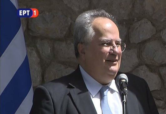 Minister of Foreign Affairs Nikos Kotzias' statement following his meeting with his fYROM counterpart, Nikola Dimitrov (Ohrid, 12 April 2018)