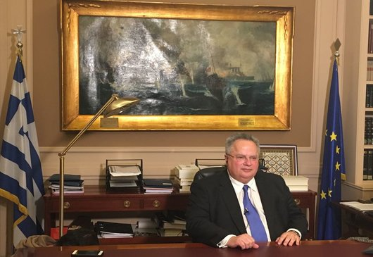 Interview of the Minister of Foreign Affairs, Nikos Kotzias, on 'Sto Kokkino' radio, with journalist N. Sverkos (Athens, 3 July 2018)