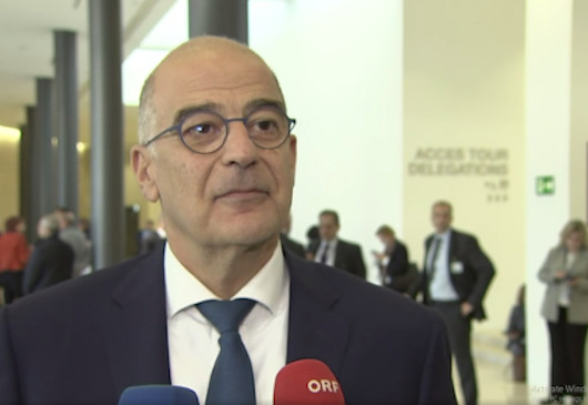 Minister of Foreign Affairs Nikos Dendias' statement following the proceedings of the EU Foreign Affairs Council (Luxembourg, 14 October 2019)