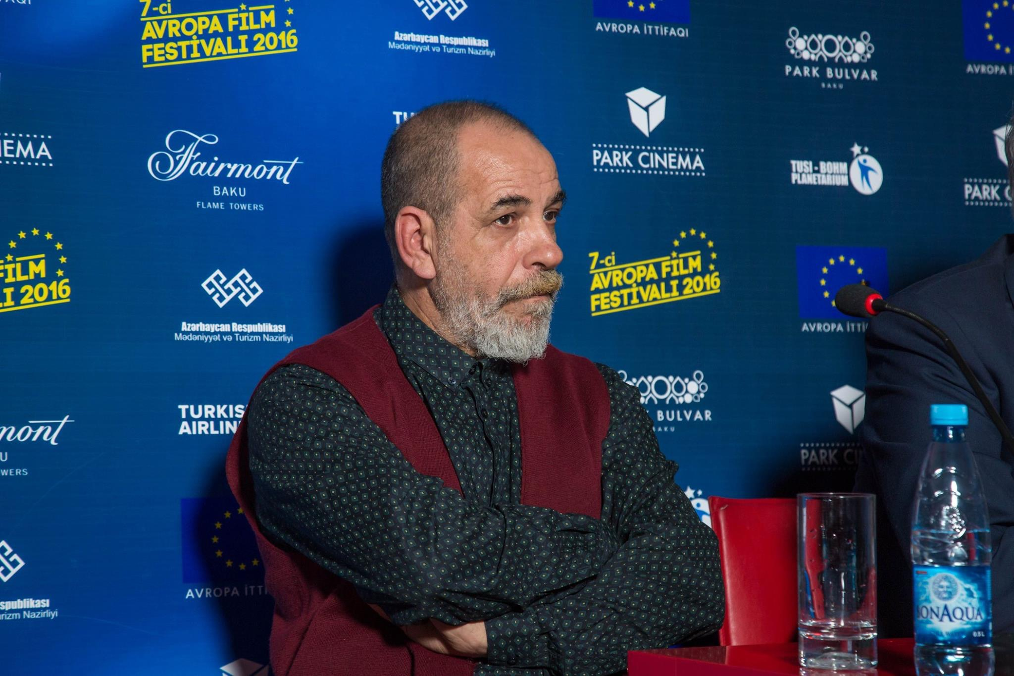 Opening of 7th European Film Festival 2016