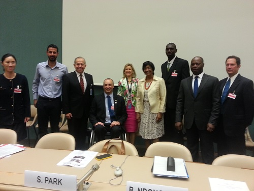 Side Event on Equality in Sports