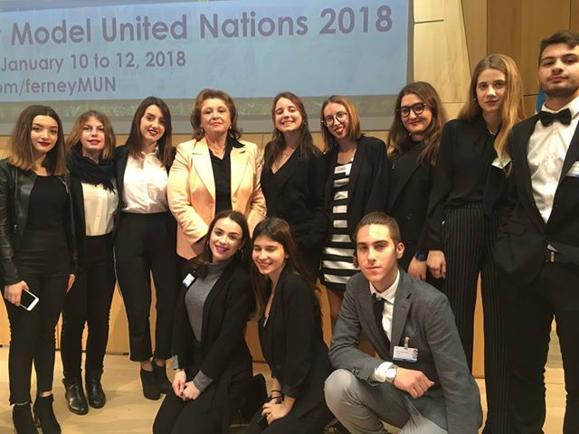 World Intellectual Property Organization (WIPO) –Permanent Mission of Greece's activities at WIPO with the participation of Greek students