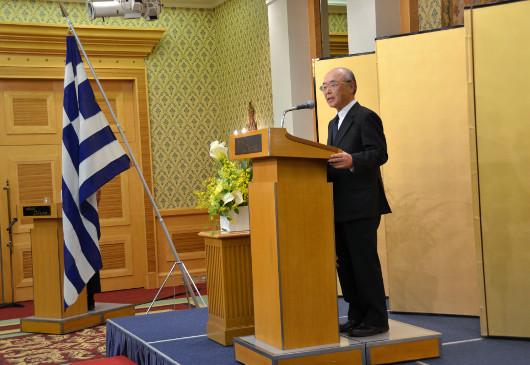 Greek National Day celebration 2017