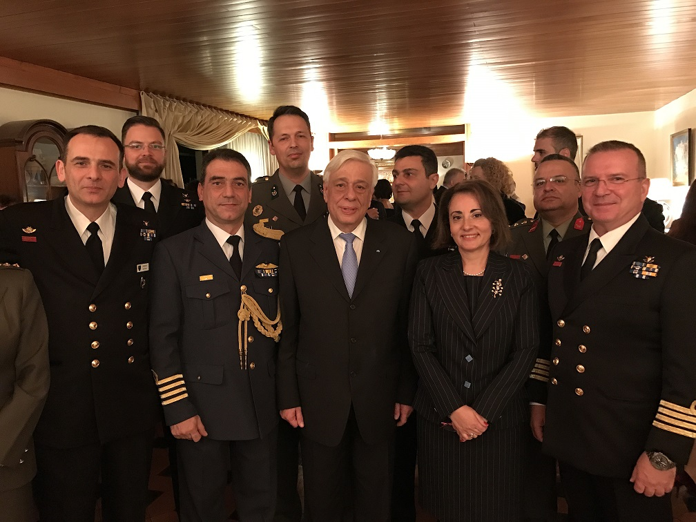 State Visit of H.E. the President of the Hellenic Republic Mr. Prokopios Pavlopoulos to Portugal