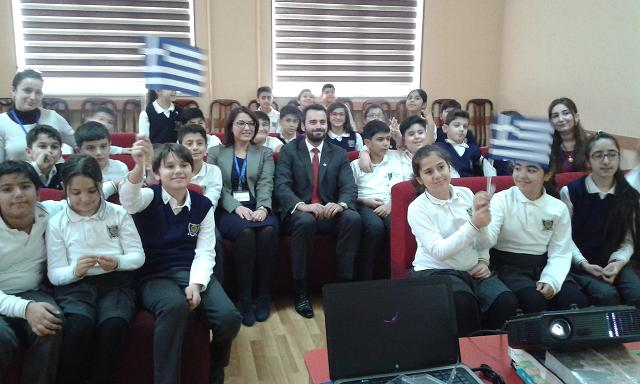 "British School of Baku ""International Week"" (16-20.11.2015)"