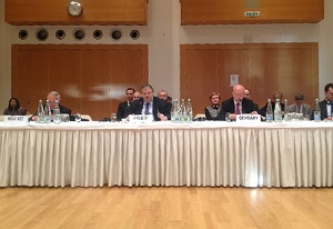 23.01.14 : Geneva II Conference on Syria - Deputy Prime Minister and Minister for Foreign Affairs in Montreux