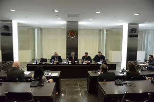 Presentation of the Priorities of the Hellenic Presidency of the Council of the European Union to the Parliament of Georgia (6 February 2014)