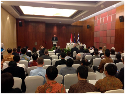 1st Hellenic - Indonesian Business Forum