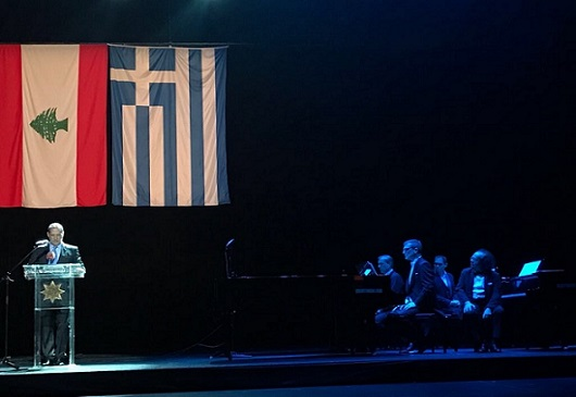 Greek National Independence Day Celebration - 25th of March 2017
