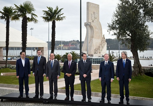 2nd Mediterranean/Southern EU Countries' Summit in Lisbon: Declaration