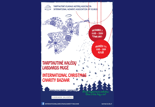 Greek Embassy participating Charity Bazaar