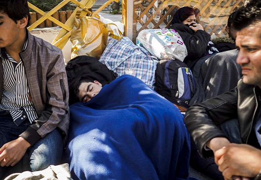 UNHCR warns of imminent humanitarian crisis in Greece