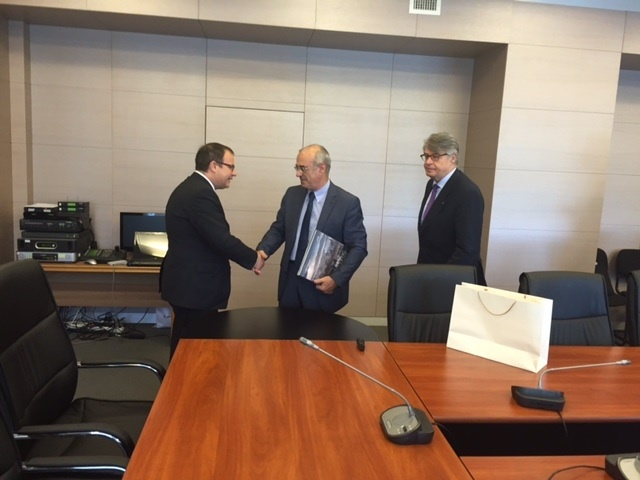 Official Visit of Deputy Minister of Foreign Affairs