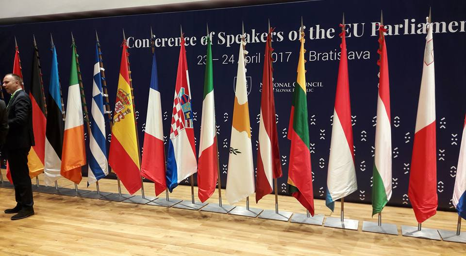 Conference of Speakers of the EU Parliaments