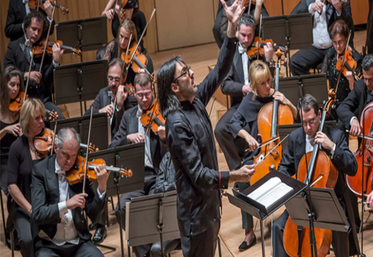 Leonidas Kavakos conducts Chamber Orchestra of Europe in Seoul (March 27-28).