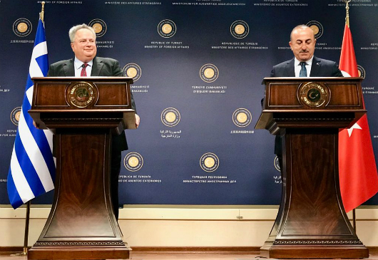 Statements of Minister of Foreign Affairs, N. Kotzias, following his meeting with his Turkish counterpart, Mevlüt Çavuşoğlu (Ankara, 24 October 2017)