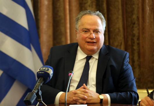 Press Conference of the Minister of Foreign Affairs, N. Kotzias (Ministry of Foreign Affairs, 26 October 2017)
