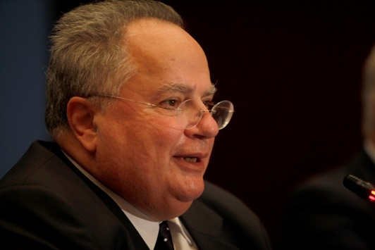 Interview of the Minister of Foreign Affairs, Nikos Kotzias, on Alpha Radio (1.12.2017)