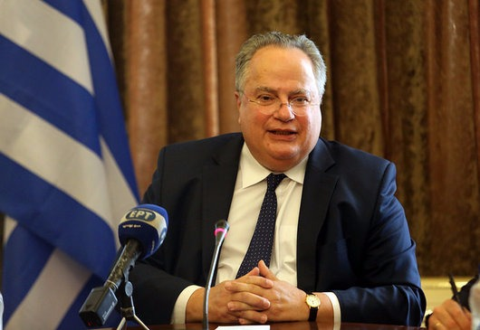 Interview of Minister of Foreign Affairs, Nikos Kotzias, on ERT Radio 1's 'Politika Paralipomena', with journalist Alfonsos Vitalis