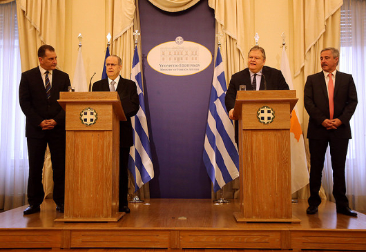 Greece - Cyprus: comprehensive cooperation on Energy