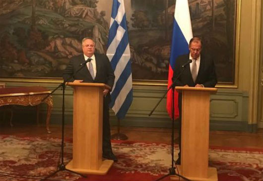 Statements of Minister of Foreign Affairs Nikos Kotzias following his meeting with his Russian Federation counterpart, Sergey Lavrov (Moscow, 13 June 2018)