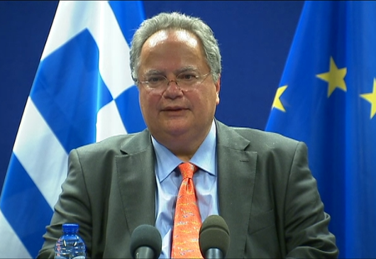 Foreign Minister Kotzias' statements to Greek correspondents following the meeting of the EU Foreign Affairs Council (Brussels, 18 May 2015)