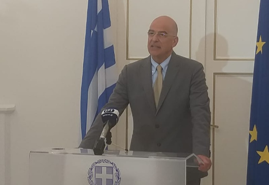 Minister of Foreign Affairs Nikos Dendias' statement concerning the request for an extraordinary meeting of the Council of EU Ministers of Foreign Affairs (Athens, 11 August 2020)